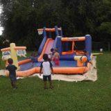 Playground fun at Precious Blessings Academy.