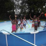 Summer fun at Precious Blessings Academy.
